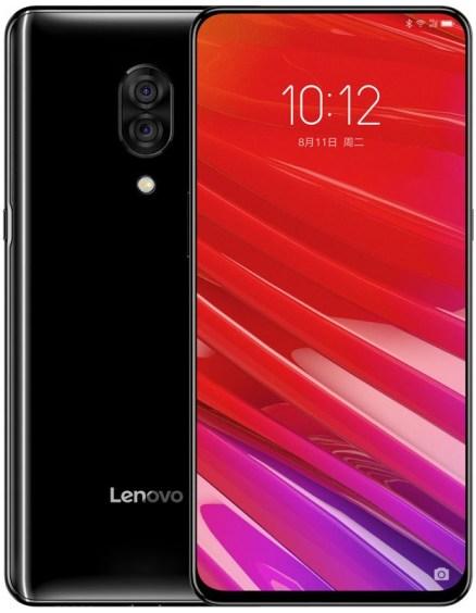 Lenovo Z5 Pro announced