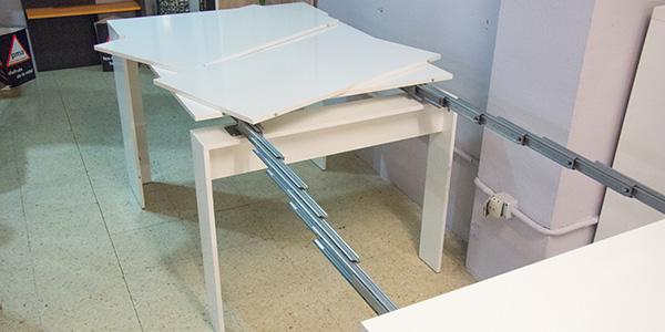 Muebles mesa barata bonita y buena muebles sof s - Como hacer una mesa extensible ...