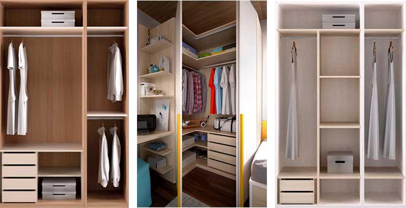 Muebles ordenar armarios te ayudamos con lo imprescindible muebles sof s y colchones blog - Ordenar armarios de ropa ...