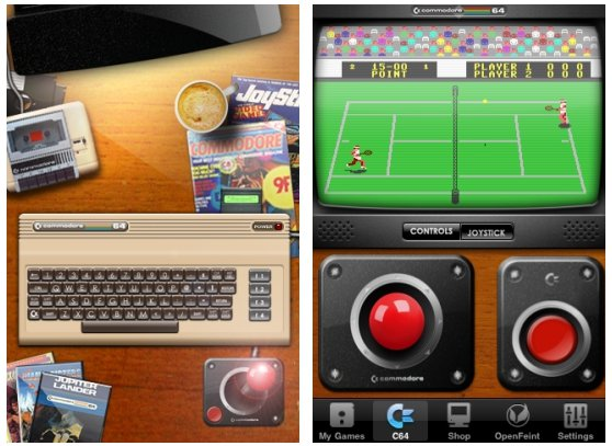Commodore 64 emulator for the iPhone is now available for free