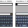 BlackBerry OS 7 bringing new keyboard to the Torch 2
