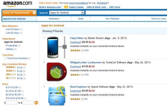 Amazon Appstore Geek Week