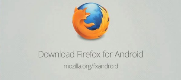 Nowy Firefox 23.0 na Androida