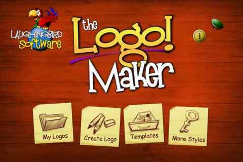 Stwórz własny logotyp w aplikacji Logo Maker