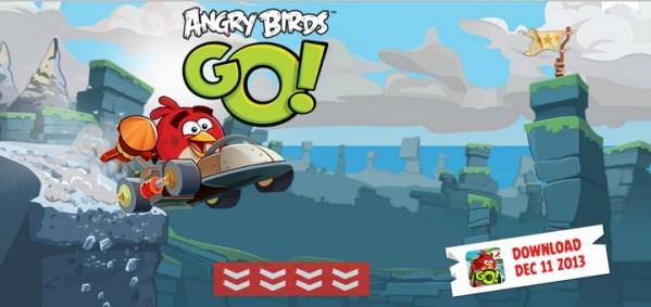 Angry Birds GO! – premiera już 11 grudnia!