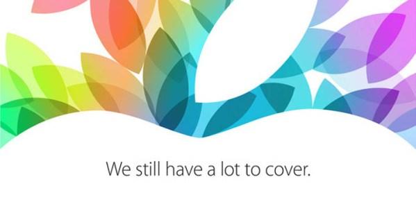 Apple rozesłało zaproszenie na wtorkową konferencję