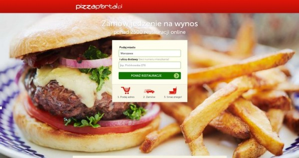 PizzaPortal.pl – zamów jedzenie przez aplikację