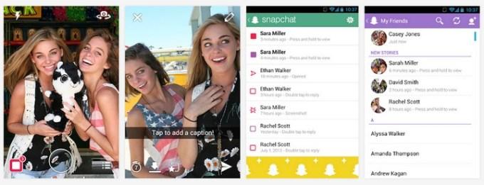 snapchat 6.0