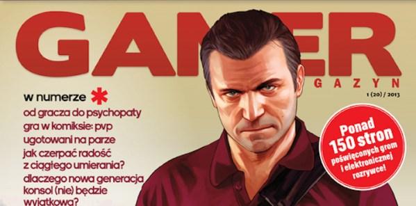 GAMER – magazyn dla miłośników gier wideo