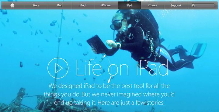Life on iPad
