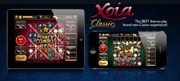 Xoia Classic – dla miłośników gier typu casino