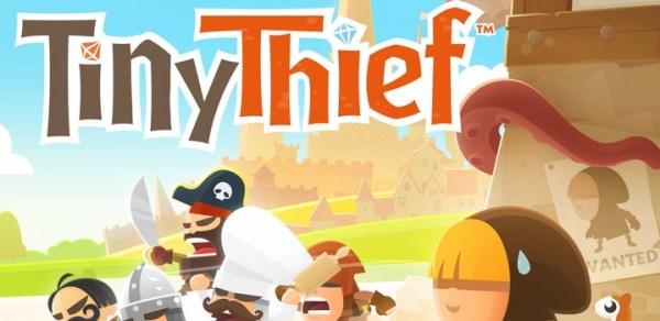 Tiny Thief w 2. dzień prezentów w sklepie App Store