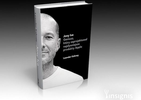 Jony Ive – biografia po polsku już w marcu