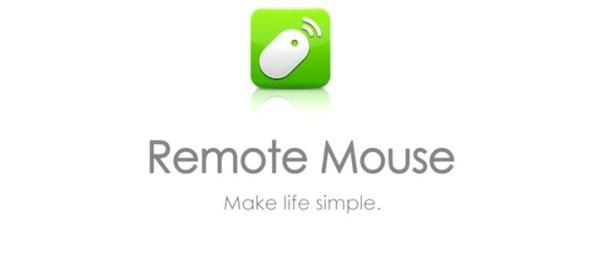 Remote Mouse – zamień smartfona w myszkę lub klawiaturę