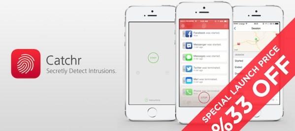 Catchr pozwala sprawdzić kto i kiedy używał Twojego telefonu