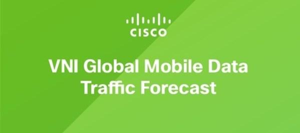Ruch w sieciach mobilnych do 2018 roku wzrośnie 11-krotnie