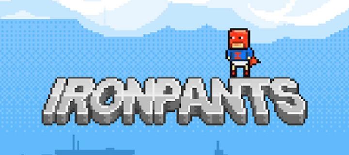 Ironpants – gra podobna do Flappy Bird?