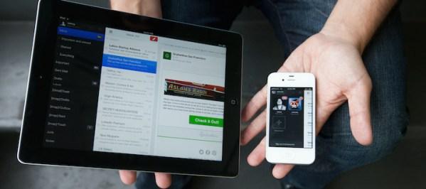 Gmail 3.0 na iOS-a z odświeżaniem w tle