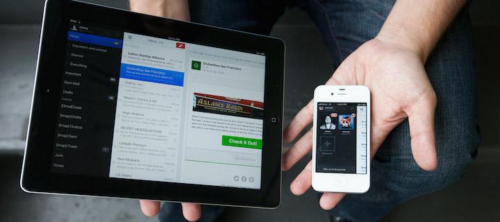Gmail 3.0 iOS
