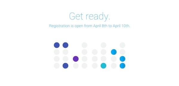 Rejestracja na konferencję Google I/O 2014 od 8 do 10 kwietnia