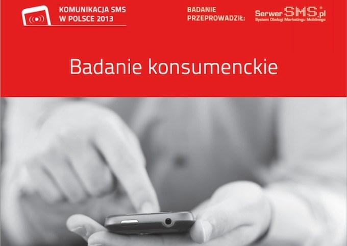 Komunikacja SMS w Polsce 2013