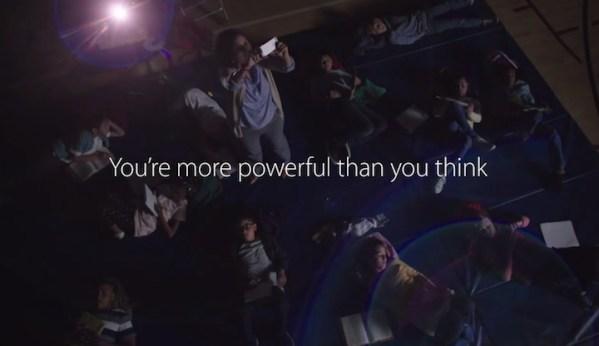 """Powerful"" – nowa reklama iPhone'a 5s"