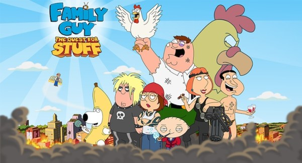 Family Guy The Quest for Stuff – wideozapowiedź