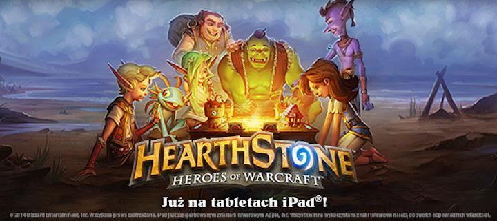 Hearthstone na iPada
