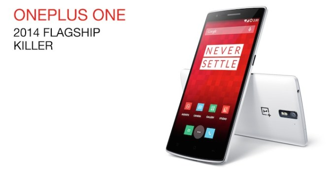 OnePlus One Flagship Killer 2014