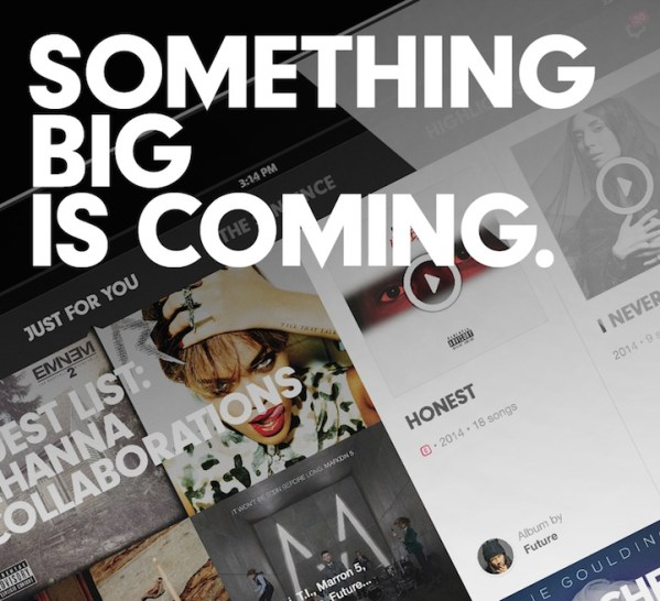 Beats Music wkrótce na iPadzie