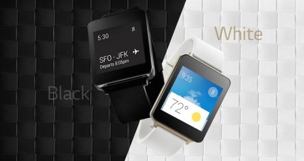 LG zapowiada swój zegarek G Watch
