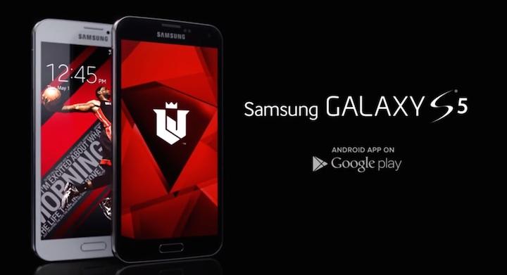 Reklamy Samsung Galaxy S5