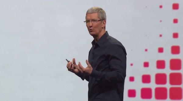 Keynote WWDC 2014 – w 90 sekund