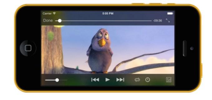 VLC na iPhone'a