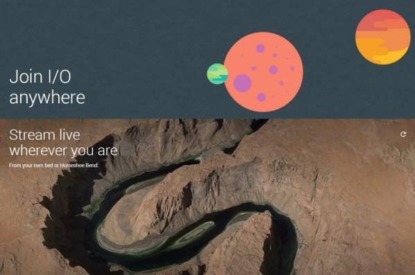 Jak oglądać Google I/O 2014 na żywo?