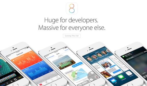 iOS 8 – co nowego? (lista zmian)