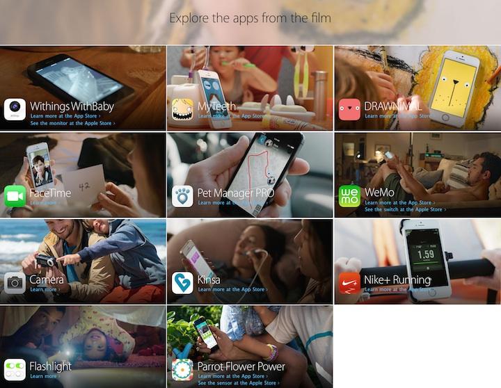 Parenthood - reklama iPhone'a 5s