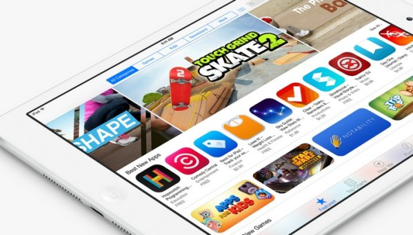 6 lat sklepu App Store