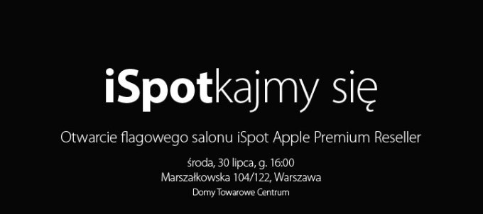 Otwarcie flagowego salonu iSpot APR w Warszawie