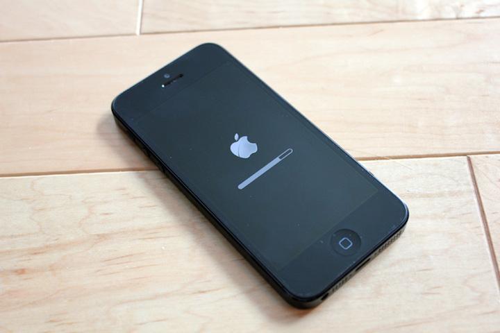 iPhone 5 - aktualizacja systemu mobilnego