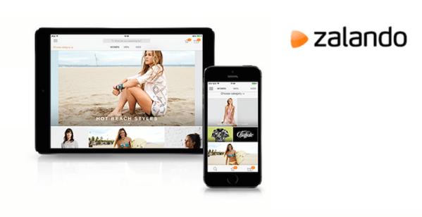 Zalando – mobilne zakupy na Androidzie i iOS-ie