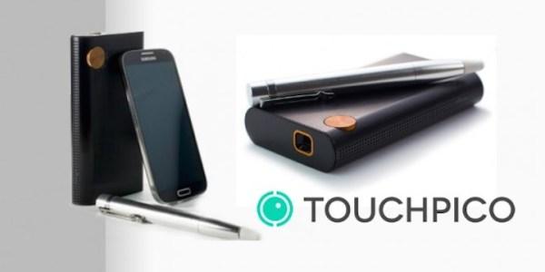 TouchPico – mobilny projektor dotykowy