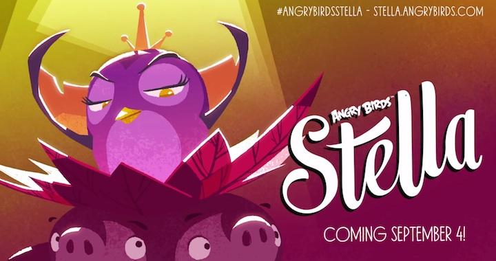 Angry Birds Stella - Rovio