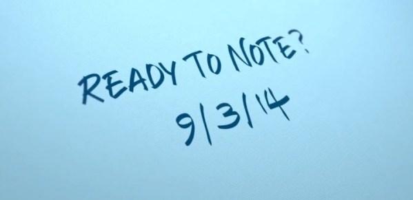 Wideo zapowiadające Samsung Galaxy Note 4