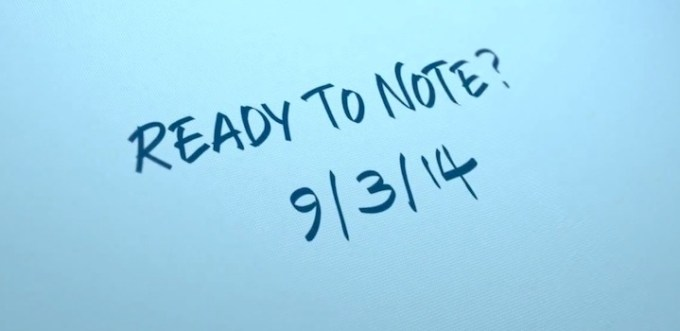 Samsung Galaxy 4 - Ready to note?
