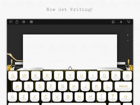 Hanx Writer - aplikacja mobilna