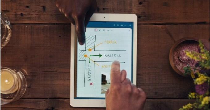 Jaki będzie Twój udział? - reklama iPada Air