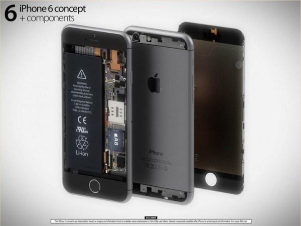 Najlepszy koncept iPhone'a 6