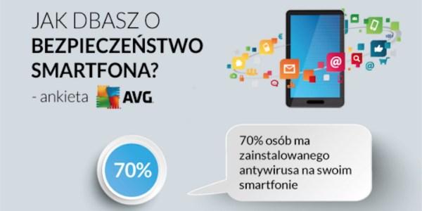 Aż 30 proc. Polaków nie zabezpiecza smartfona hasłem