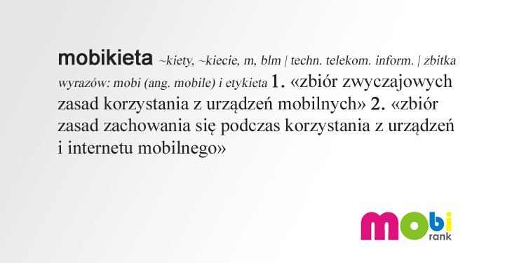 mobikieta - definicja hasła